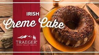 Sweet Cream Cake Dessert Recipe By Traeger Grills