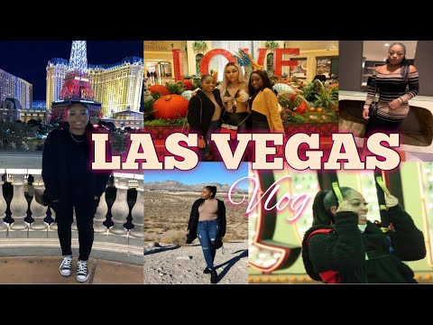 VEGAS VLOG | FREEMONT, BELLAGIO FOUNTAIN, & MORE! $50 CASH GIVEAWAY