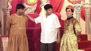 Best Of Tariq Teddy, Nasir Chinyoti and Naseem Vicky New Pakistani Stage Drama Full Comedy Funny Cli
