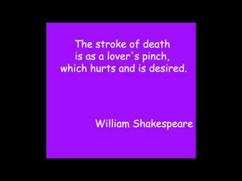 Favourite William Shakespeare Love Quotes