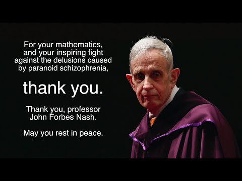 John Nash, a Beautiful Mind | Genius 1