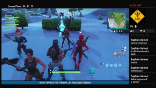 FORTNITE OG Skins shave871 i play with subs and vieuwers GAMEPLAY PS4