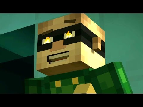 Minecraft STORY MODE TNT CANNON BATTLE 6 YouTube