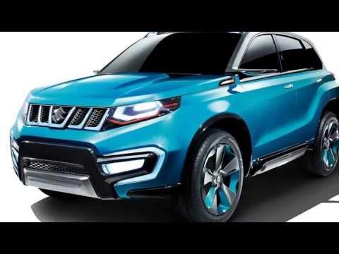 Suzuki iV-4 Concept 2013 4x4 aro 20