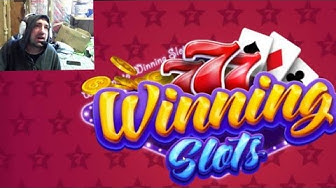 WINNING SLOTS Vegas Casino Games | Free Mobile Game | Android / Ios Gameplay Youtube YT Video Leon