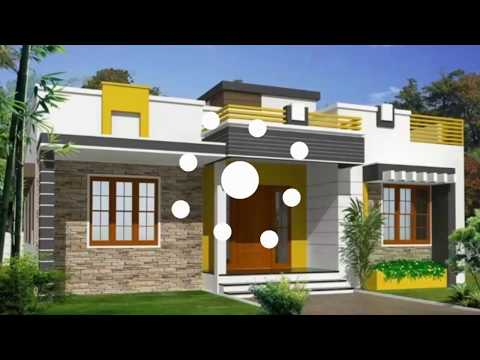 Modern 3D design homes/Front Design Home Ideas | How To Decorate Your home/ Building construction