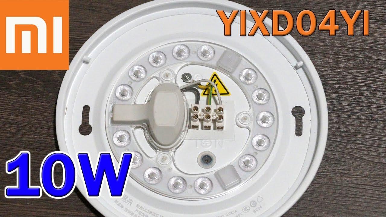 Обзор Xiaomi Yeelight Ylxd04yl Led Мощностью Всего 10 Ватт