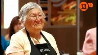 Abuelita Eliana #masterChefChile