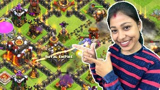 First Clash of Clans Episode..........