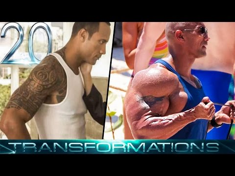 20 Awesome celebrity  Fitness Body Transformations