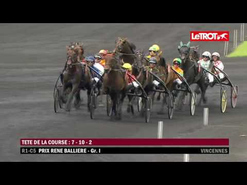 Vincennes   -   Prix Rene Balliere (GROUPE I)   -   Bold Eagle   -   26-06-2016