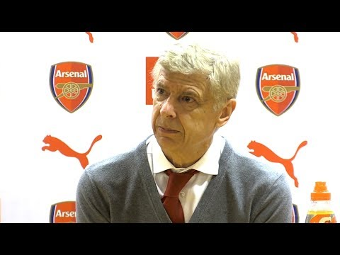 Arsenal 4-1 West Ham - Arsene Wenger Full Post Match Press Conference - On His Retirement