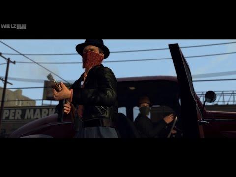 LA Noire - Case #16 - Manifest Destiny (5 Stars)