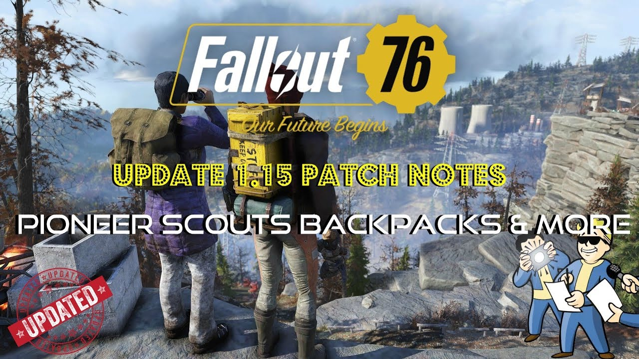 Where To Find Backpacks In Fallout 76 - Swiss Paralympic