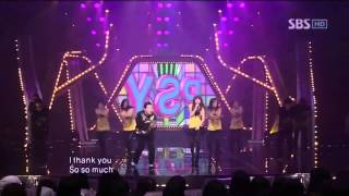 PSY (싸이) - Thank You (feat. Seo In-Young)  live