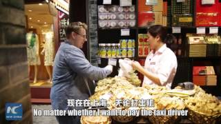 How amazing is it to live in China? Let's hear it from a German