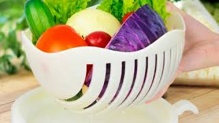 Salad Bowl Cutter