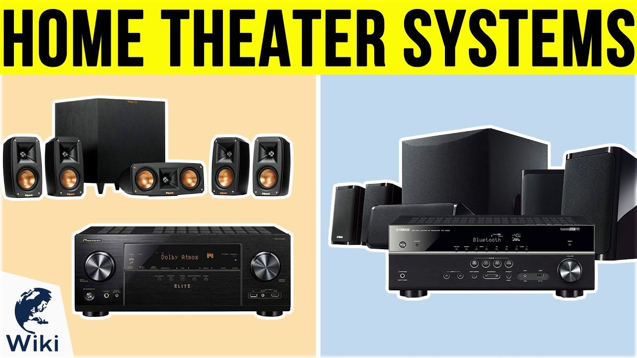 8 Best Home Theater Systems 2019