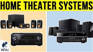 8 Best Home Theater Systems 20…