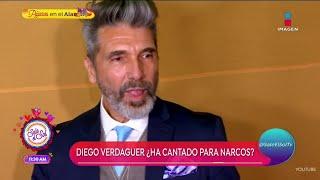 Diego Verdaguer desconoce si h…