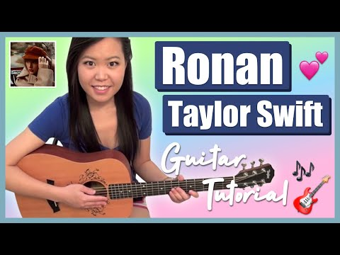 Taylor Swift I Almost Do - Acoustic Guitar Lesson - EASY Song - Chords sorry the resolution's not as high as it could be... but my computer was having