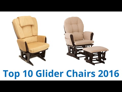 10 Best Glider Chairs 2016