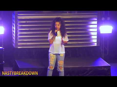 Ella Mai -  Boo'd Up (SweetSexySavage Tour Baltimore)