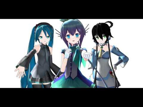 Vocaloid DJ Mix - Aoki Lapis: The Blue Fairy (Progressive House/Electro/Trance)