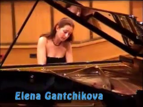 "Elena Gantchikova plays Tchaikovsky: ""Dialogue"" Op 72, No 8"
