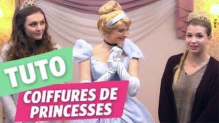 ✿ Marie et Marine testent les coiffures de princesses à Disneyland Paris ✿