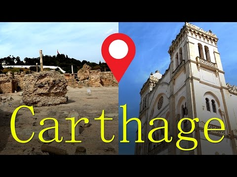 Carthage | Exploring Tunisia!!