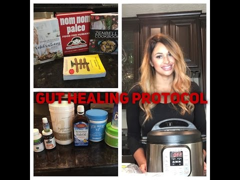 Gut Healing Protocol, Give you gut some love and healing! Similar to GAPS diet