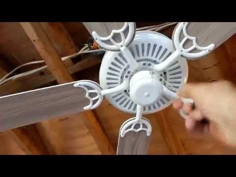 Installing A New Ceiling Fan