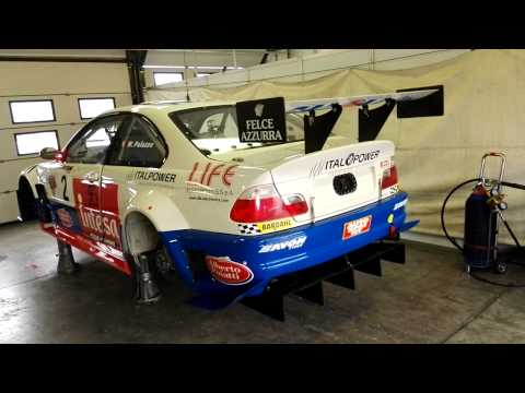Engine sound Bmw Cite Misano W&D Racing Team