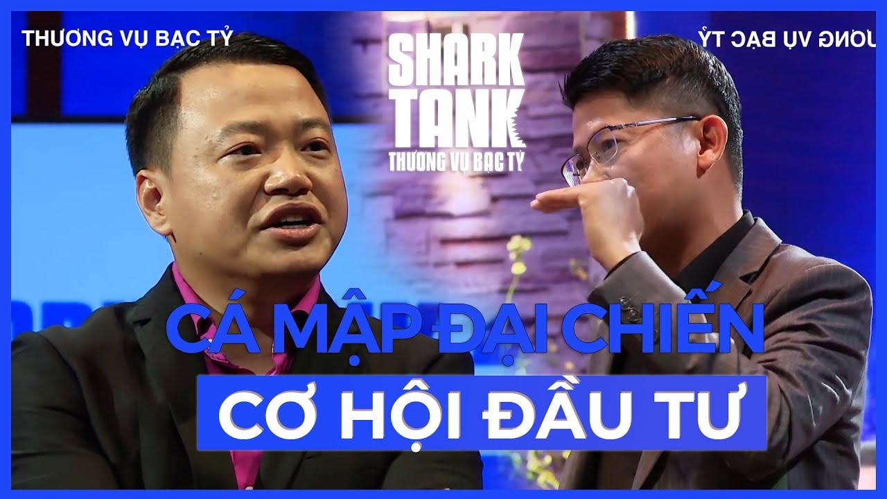 Cá Mập Đại Chiến, Giành Cơ Hội Đầu Tư | @Shark Tank Vietnam Sub  CHIẾU LẠI