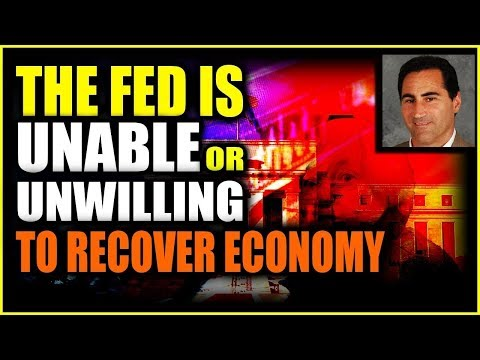 MICHAEL PENTO - FED is Unable or Unwilling to Recover Economy