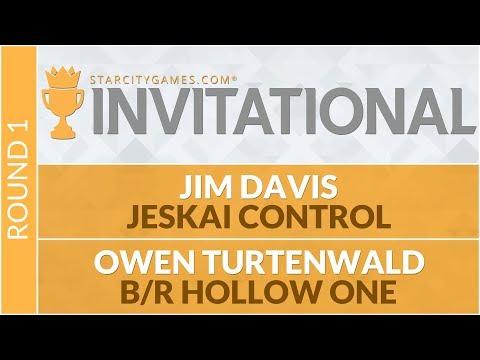 SCGINVI - Round 1 - Jim Davis vs Owen Turtenwald [Modern]