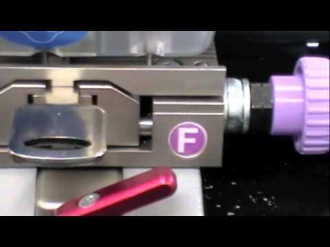 Code Cutting Tubular Keys On The Hpc Pocket Cut Up Doovi