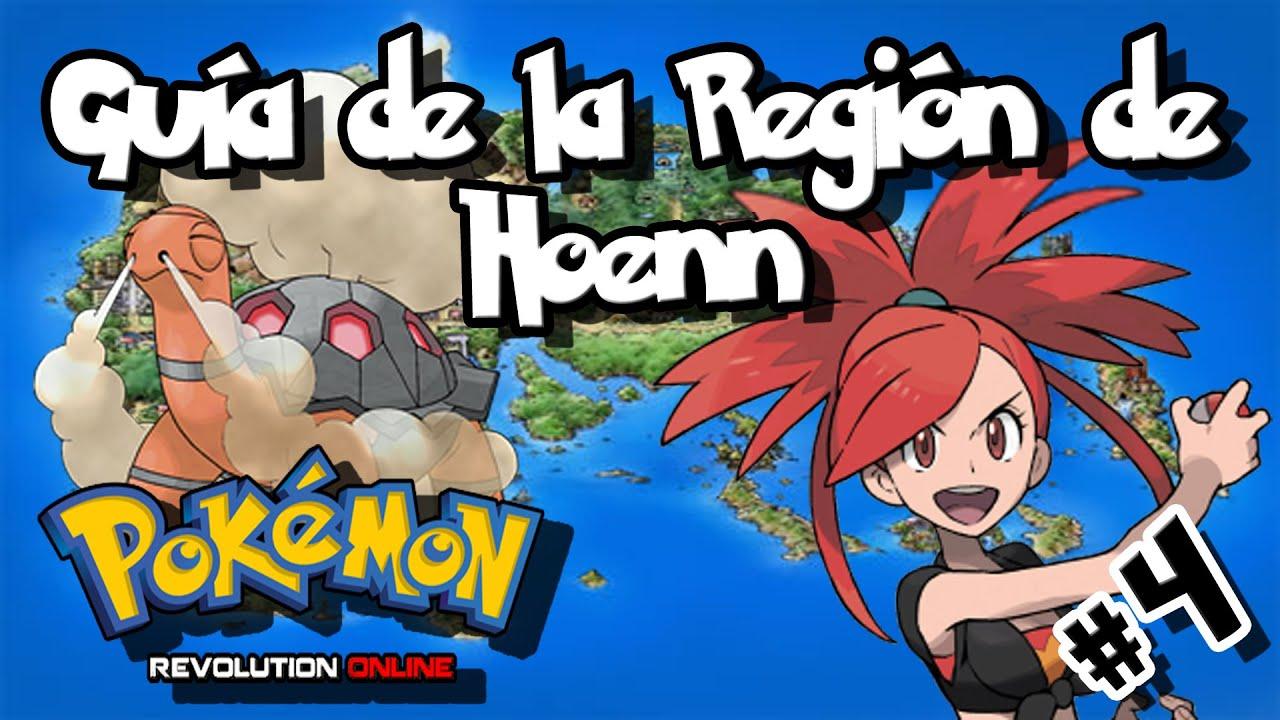 Pokémon Revolution Online / Hoenn # 4 / Cuarta Medalla / TM Hidden ...