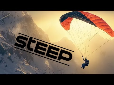 STEEP Gameplay PART 3 Para Gliding Fail