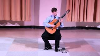 Roby Salter - Junior Guitar Recital