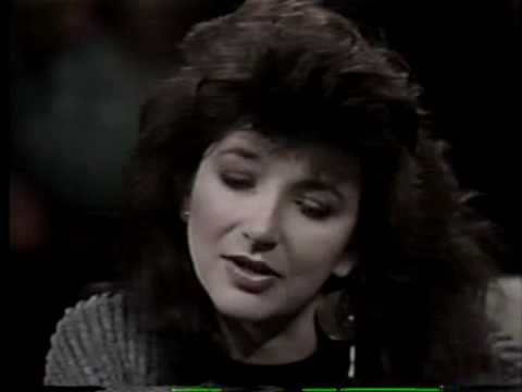 Kate Bush Interview about Cloudbusting #2