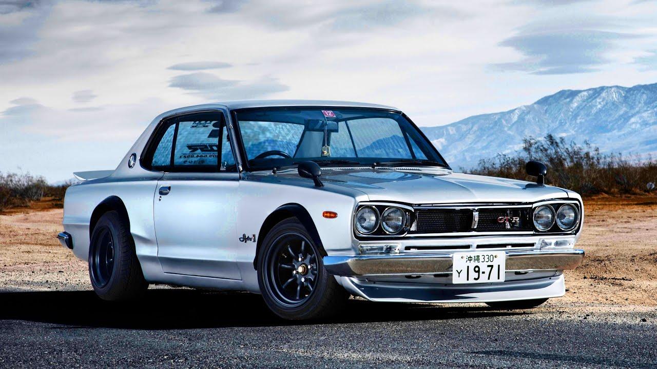 Ultimate Nissan Skyline GT-R Hakosuka Sound Compilation (KPGC10 ...