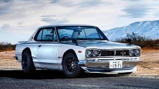 Скачать Ultimate Nissan Skyline GT R Hakosuka Sound Compilation KPGC10