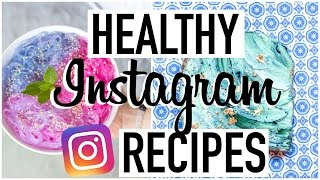 Diy healthy instagram food! recipes, recipes made healthy! food that's unicorn noodles, mermaid toast ...