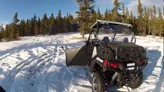 Polaris RZR 360 view