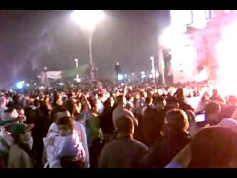 Algerian celebration in Marseilles 18 Nov 2009 ( El-Madher w.Batna Algeria)