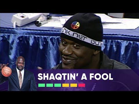 Shaqtin' Reactin'! | Shaqtin' A Fool All-Star Edition