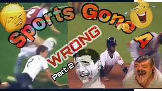 Funny Sports Fails😂Part 2// #sports #excuseme