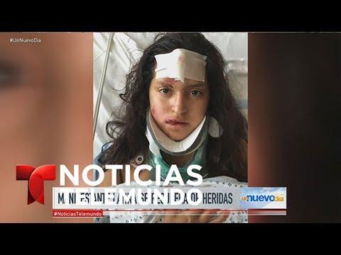 Las Noticias de la mañana, lunes 14 de agosto de 2017 | Noticiero | Noticias Telemundo